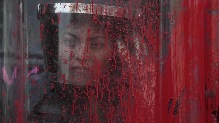 Protes Kekerasan, Ribuan Perempuan Berdemo di Meksiko