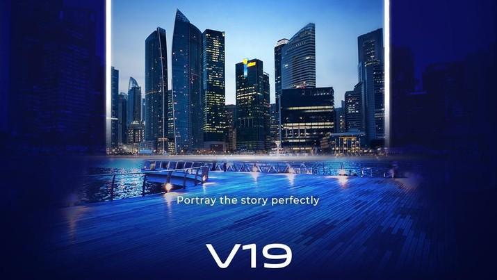 Pengumuman peluncuran Vivo V19 disampaikan Vivo Indonesia via akun Twitter resminya, Senin (9/3/2020).