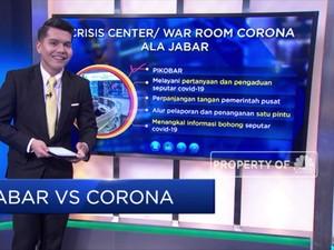 Pertempuran Jabar VS Corona