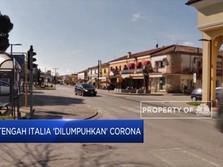 Setengah Italia 'Dilumpuhkan' Corona