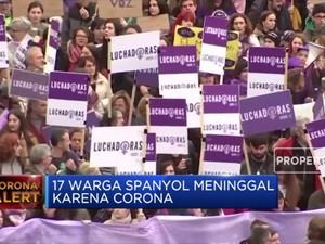 International Womens Day Tetap Berjalan di Tengah Isu Corona