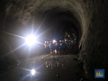 Demi EBT, PLN Bangun Terowongan 8 Km Menembus Bukit Barisan