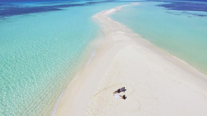 Miris, Pulau Indah di Maldives Ini Ditutup Gegara Corona
