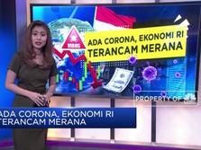Ada Corona, Ekonomi RI Terancam Merana