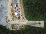 Melihat Pembangunan PLTA Asahan yang Menembus Bukit Barisan