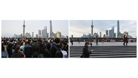 FOTO: Pemandangan Sebelum dan Sesudah Corona Hantam Asia