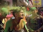 Tak Takut Corona, Serunya Warna Warni Festival Holi di India