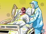 Seorang Pegawai Pajak Meninggal Akibat Virus Corona