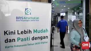 Jokowi Kembali Digugat ke MA Terkait Kenaikan BPJS Kesehatan