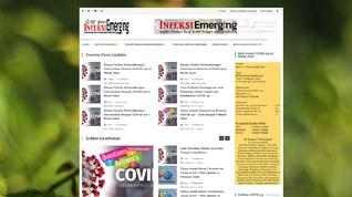 Situs Kemenkes Diandalkan untuk Penyebaran Informasi Corona