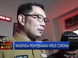Jabar Siapkan 28 RS Untuk Rujukan Pasien Virus Corona