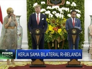 Ini Yang Dibahas Jokowi Bersama Raja dan Ratu Belanda