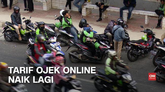 VIDEO: Tarif Ojol Naik lagi