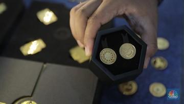 Cuan Terus Harga Emas Antam Hari Ini Naik Rp 7 000 Gram