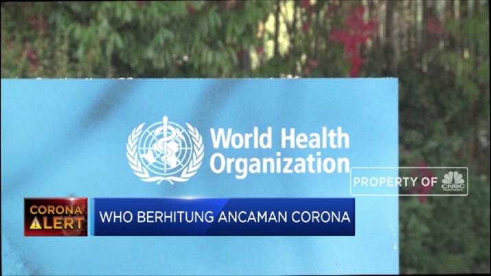 Organisasi Kesehatan Dunia (WHO) secara resmi menyatakan virus corona COVID-19 sebagai pandemi.