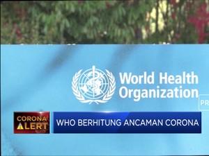 WHO: Corona Menuju Pandemi Semakin Nyata