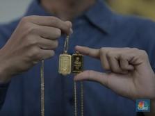 Cuan Lagi! Harga Emas Antam Hari Ini Rp 879.000/gram