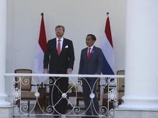 Di Depan Jokowi, Raja Belanda Minta Maaf Pernah 'Sakiti' RI
