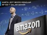 Kekayaan Jeff Bezos Menguap Rp 100 T Sehari, kok Bisa?