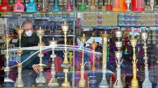 Arab Saudi Larang Shisha, Khawatir Tularkan Virus Corona