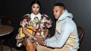 Suami Nicki Minaj Tercatat sebagai Pelaku Penyerangan Seksual