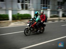 PSBB Ketat Anies: Ojol Angkut Penumpang, Ganjil Genap Dihapus