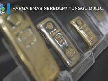 Harga Emas Dunia Mulai Redup? Tunggu Dulu...