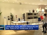 Penjualan Eceran Januari 2020 Masih Melemah