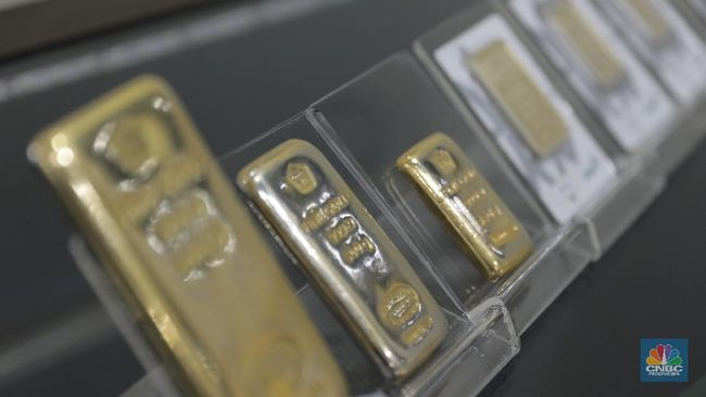 Cuan Lagi Nih Harga Emas Antam Hari Ini Rp 885 000 Gram