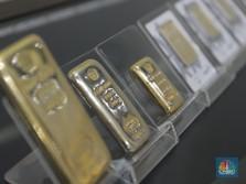 Dalam 3 Hari Emas Antam Drop Rp 15.000/gr, Pertanda Apa?