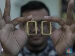 Harga Emas Antam Hari Ini, 29 Juni 2020 Rp 853.120/gram