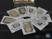 Emas Antam Melesat Rp 10.000 Hari Ini, Apa Pemicunya?