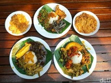Kemenkes: Sayur Lodeh & Nasi Kapau Bisa Tangkal Corona