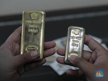 Gilak! Emas Antam Meroket Rp 26.000 Sepekan, Hari Ini Gimana?