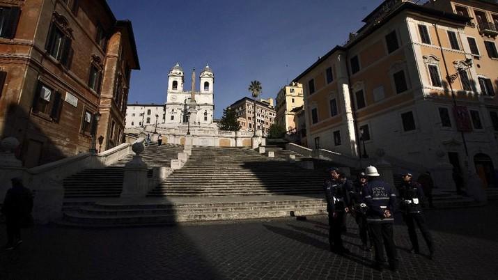Melihat Italia Setelah Karantina Massal karena Corona