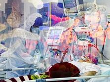 Corona Tewaskan Hampir 5 Ribu Orang, 134.521 Orang Terinfeksi