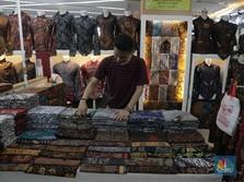 Jelang Lebaran Gerai Matahari Buka Lagi, Pasar Pakaian Juga?
