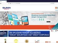 Sekuritisasi Aset, Bank Mandiri & BNI AM Racik KIK-EBA