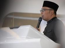 Alert! Ridwan Kamil Minta Turis Jangan ke Bandung Pekan ini