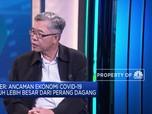 Corona Ancam Ekonomi, PDB RI Q1-2020 Diproyeksi di Bawah 5%