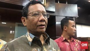 Mahfud Sebut Anies Sudah Ajukan Pertimbangan Karantina DKI