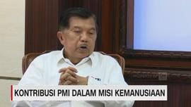 VIDEO: Kontribusi PMI di Bawah Kepemimpinan Jusuf Kalla (4-5)