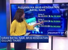 Iuran Batal Naik, BPJS Kesehatan Gulung Tikar?