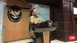 Mahfud Sebut Karantina Wilayah Ditampung di PP-Keppres Jokowi