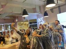 Putri Tanjung Resmikan Creative Experience Office