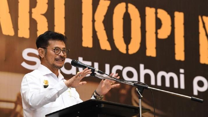 Menteri Pertanian Syahrul Yasin LImpo (Dok. Kementan)