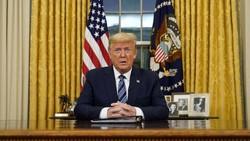 Trump: 2 Pekan ke Depan Akan Sangat Menyakitkan, Semua Warga AS Harus Siap