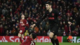 Llorente-Morata, Supersub Atletico Pembunuh Ambisi Liverpool