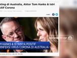 Tom Hanks & Istri Positif Terinfeksi Corona di Australia