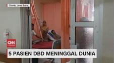 VIDEO: Lima Pasien DBD di Ciamis Meninggal Dunia